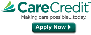 CareCredit financing application for dental care